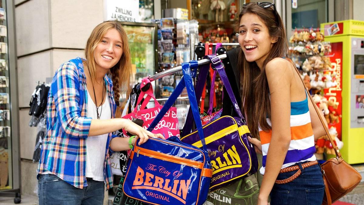 За покупками в баден-баден