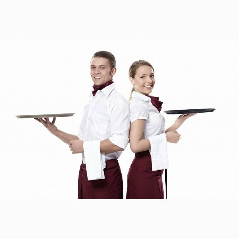 Какие чаевые и зарплата у официантов в Америке