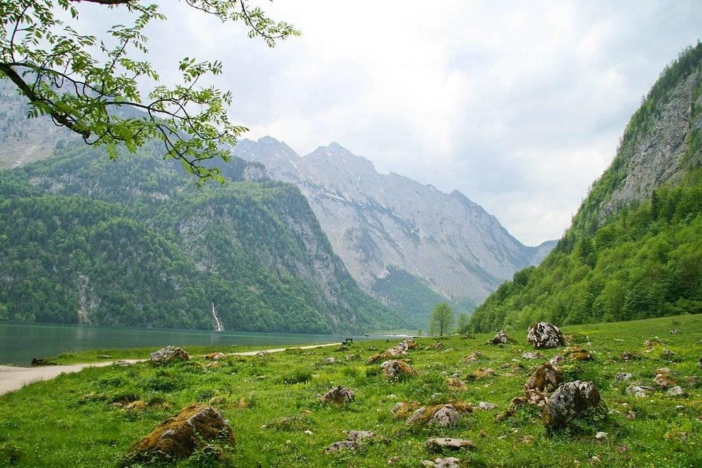 Популярные национальные парки и заповедники в германии
