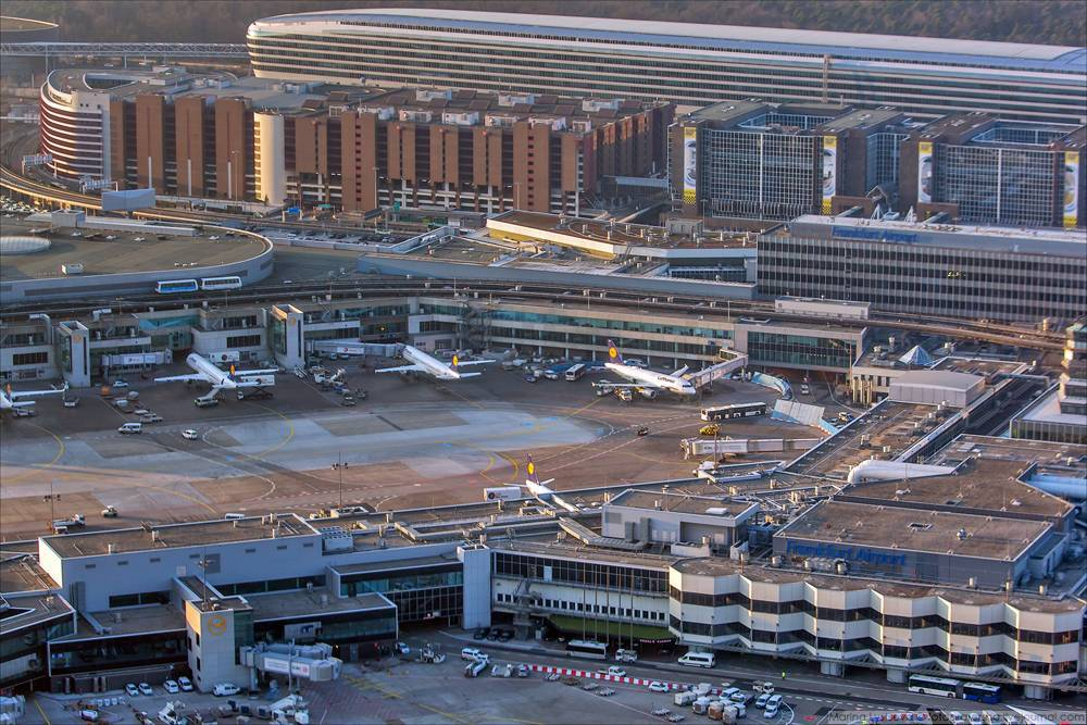 Как добраться до аэропорта франкфурта - самый дешёвый способ