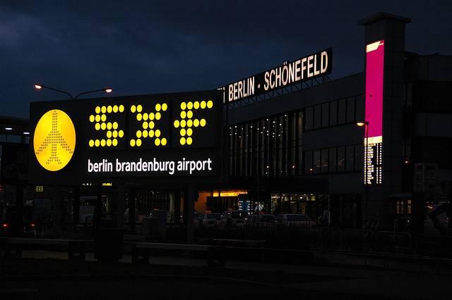 4 способа добраться до центра берлина из аэропорта шенефельд