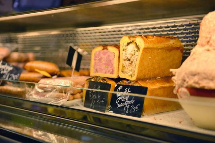 Лучшие места, где можно недорого поесть в париже