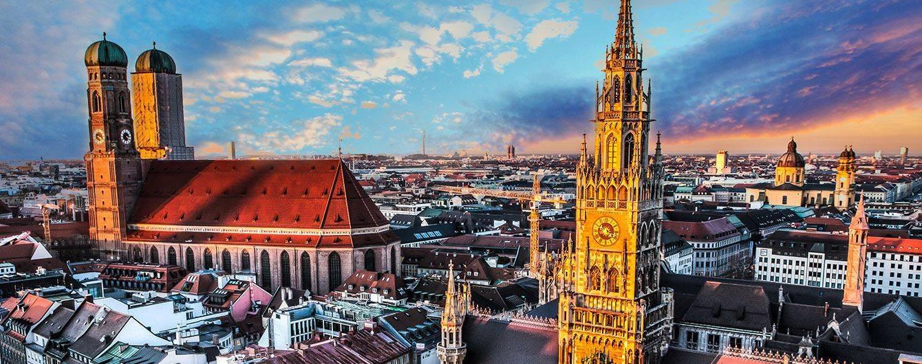 Город мюнхен и его достопримечательности с фото и описанием