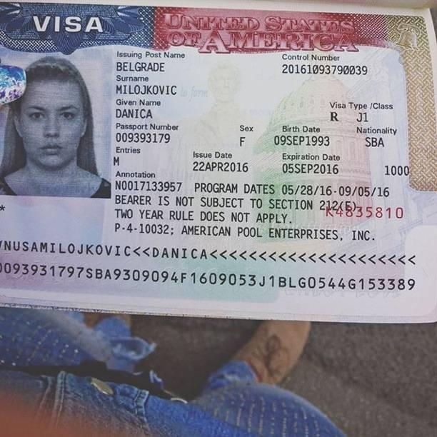 Виза в сша | оформление визы в америку за границей для граждан россии