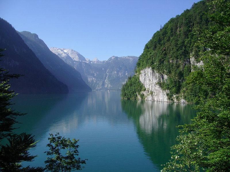 Австрия: заповедники и национальные парки 2021