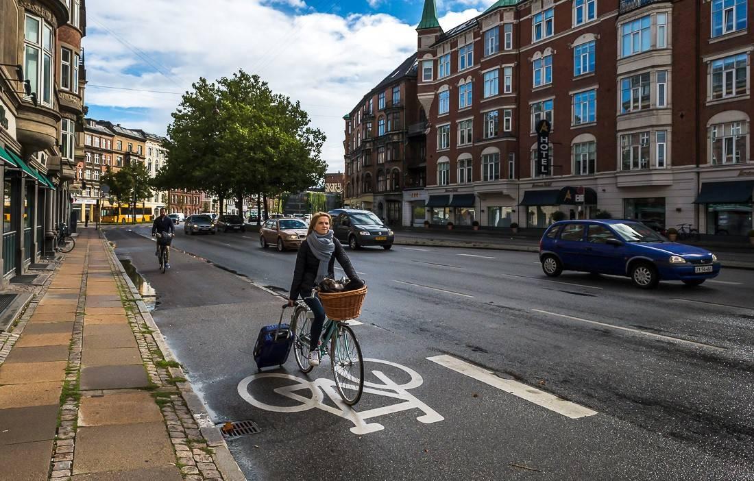 Велосипеды в германии — популярный транспорт