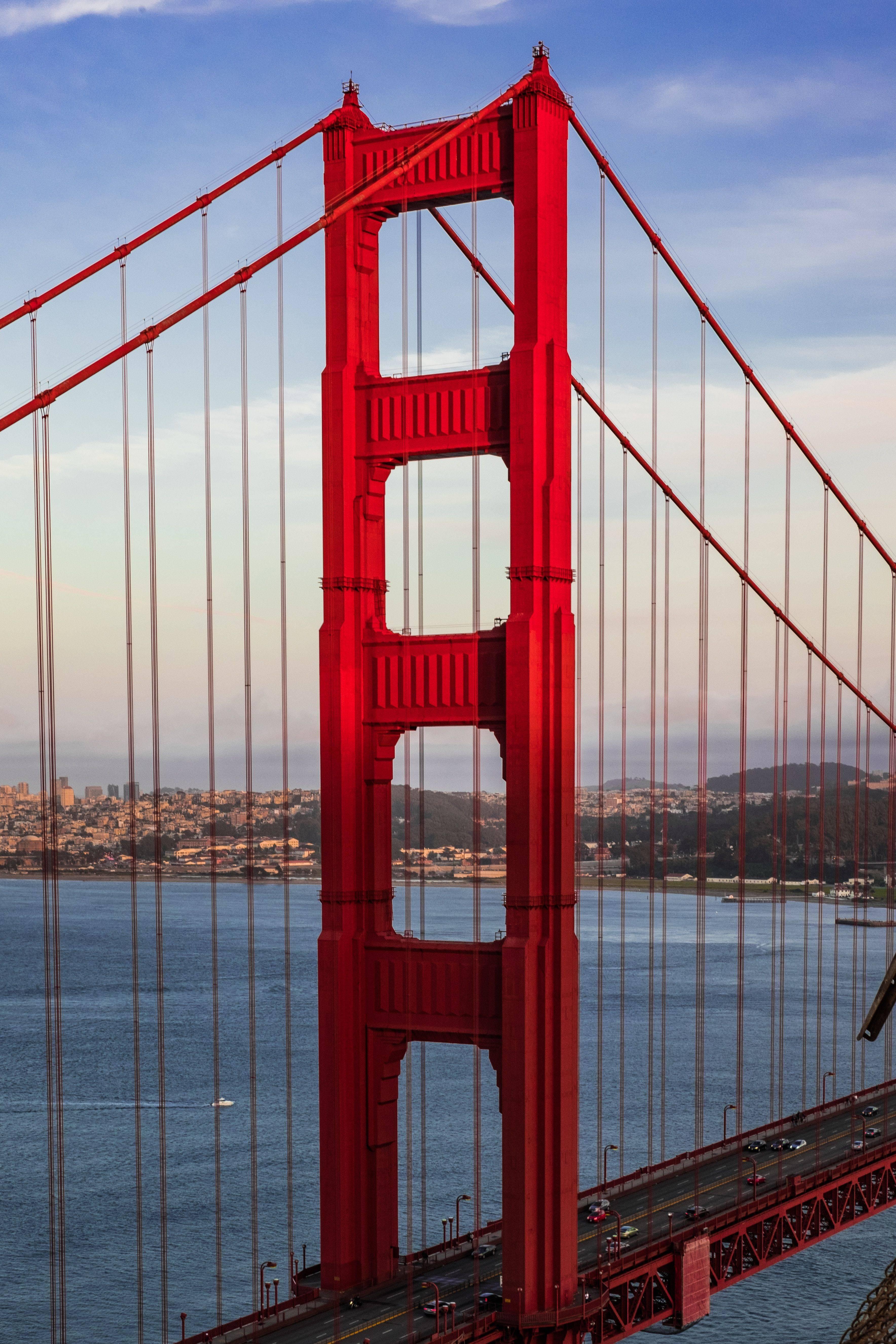 Мост золотые ворота в сан-франциско ? описание и фото, мост между сан-франциско и оклендом, где находится, высота, история строительства golden gate bridge