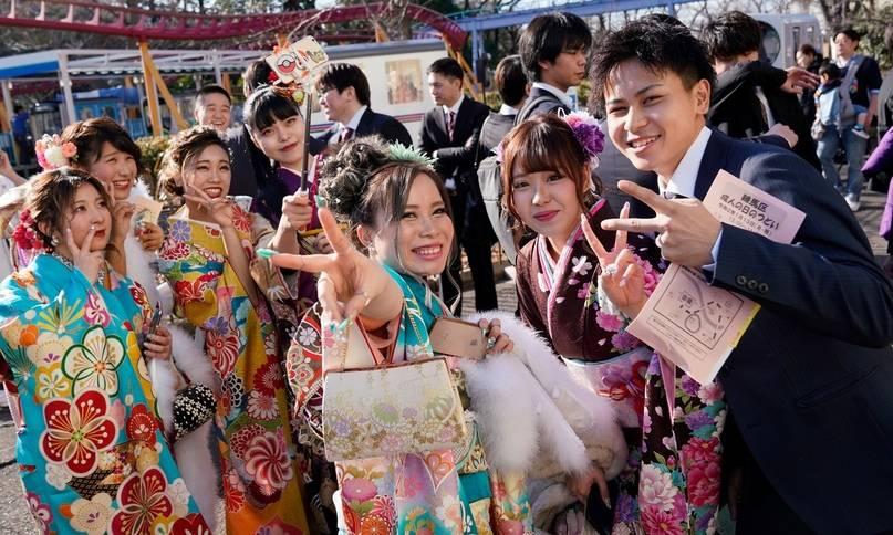 Школы в японии