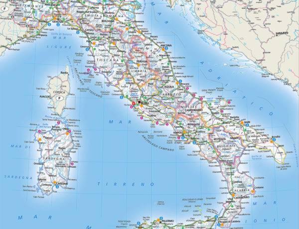Аэропорты италии список, описание