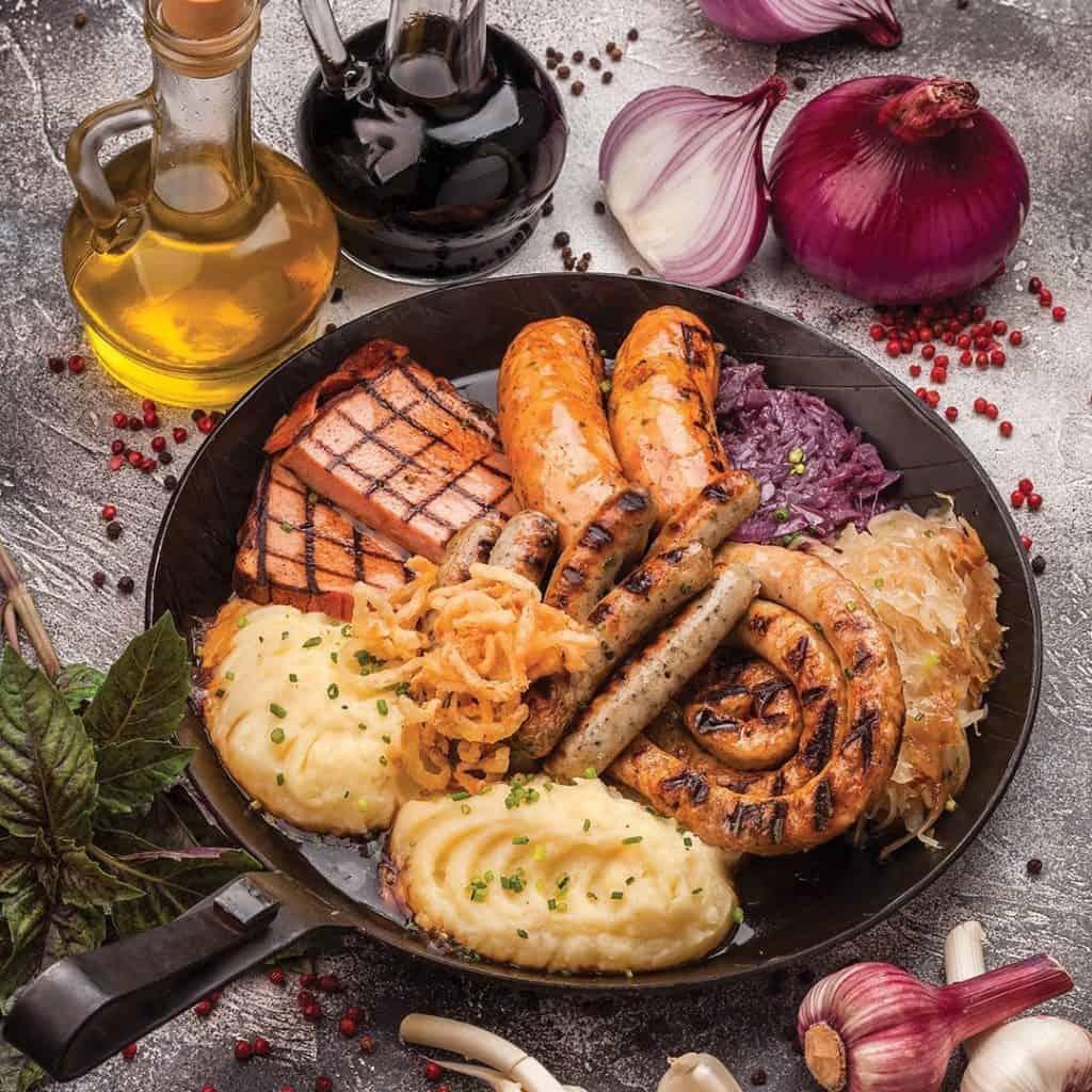 Немецкая кухня: национальные блюда, рецепты | food and health