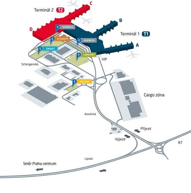 Аэропорт прага онлайн табло, как добраться, официальный сайт