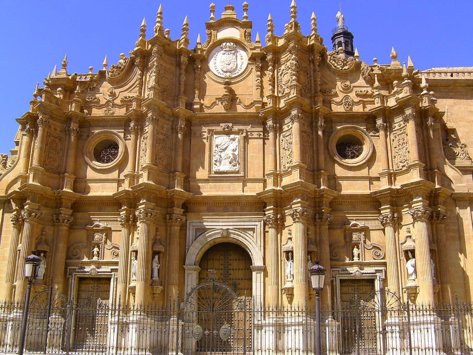 Романская и готическая архитектура в испании