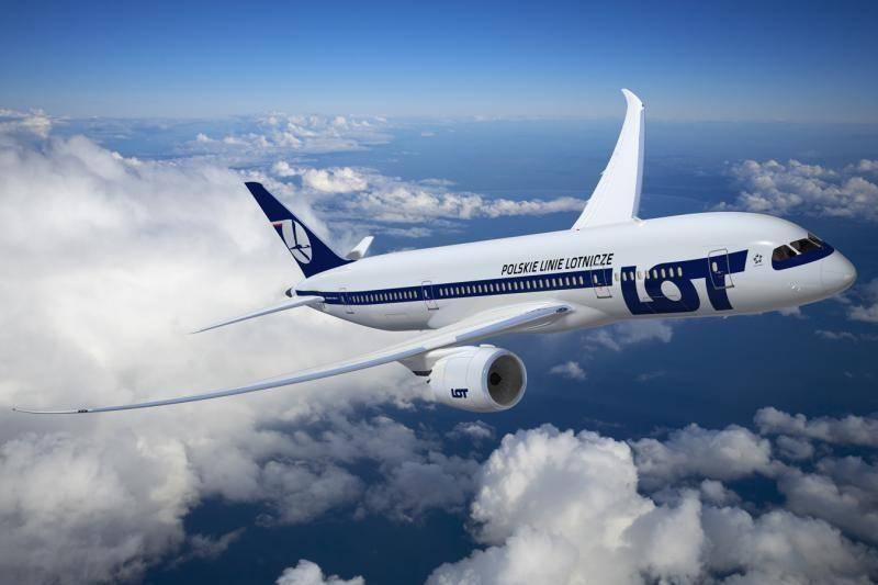Lot polish airlines – официальный сайт