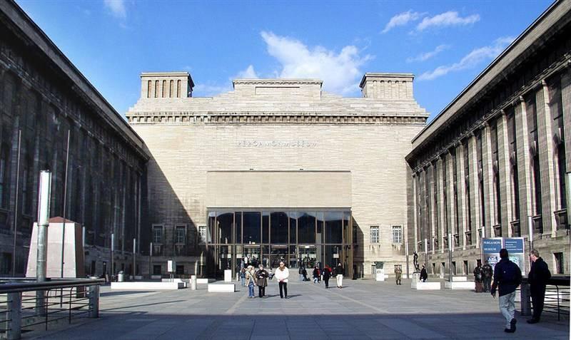 Остров музеев в берлине: нельзя пройти мимо