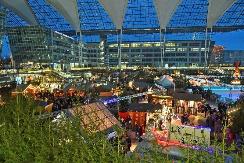 Международный аэропорт мюнхен имени франца йозефа штрауса