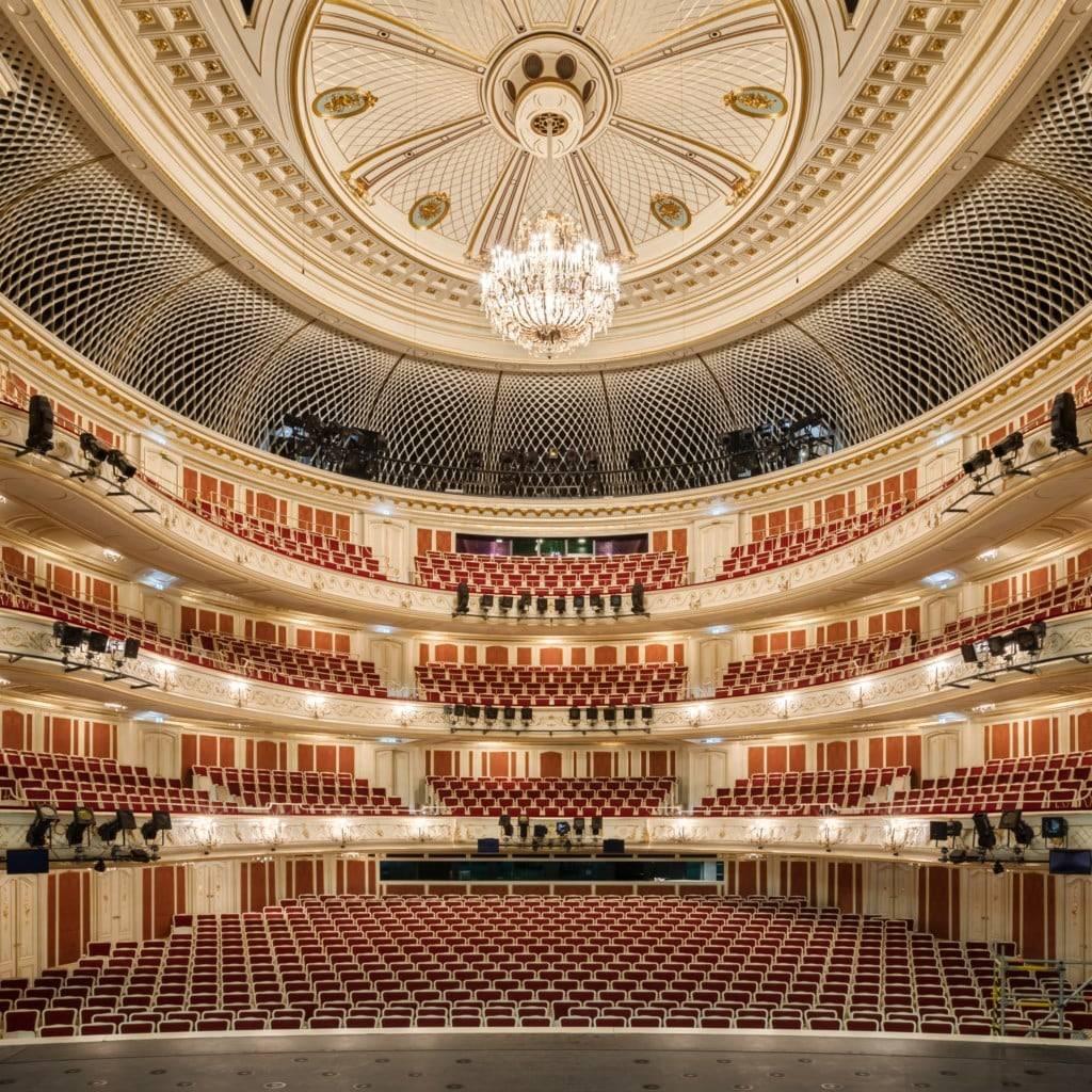 Старейший музыкальный театр германии – берлинская государственная опера