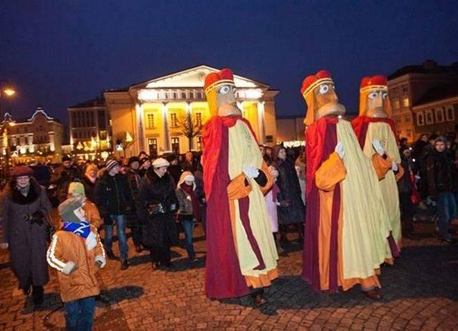 Праздник трех королей (богоявления) история, католические традиции