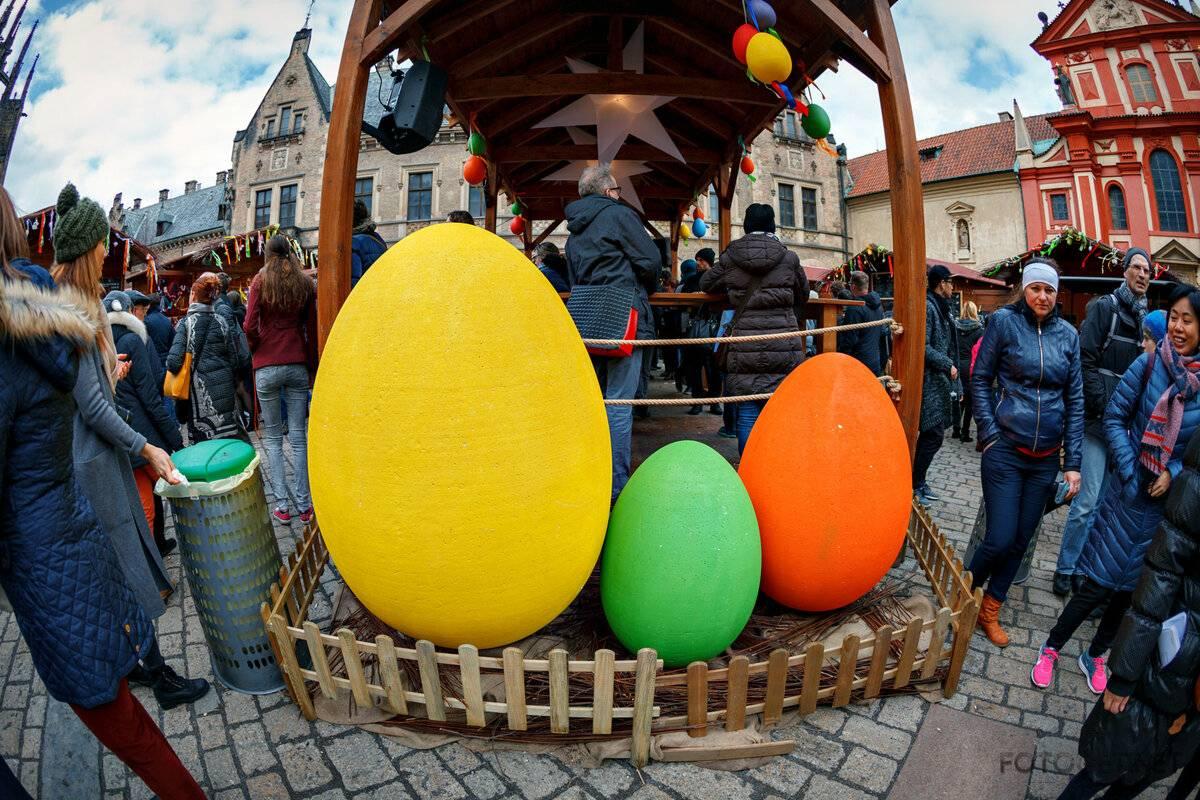 Пасха в европе: самые странные пасхальные обычаи и традиции