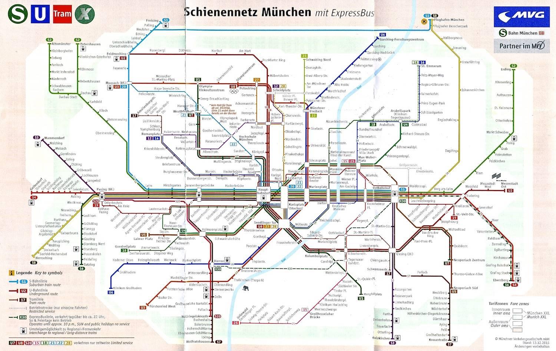 Как добраться из мюнхена до обераммергау: поезд, машина. расстояние, цены на билеты и расписание 2021 на туристер.ру