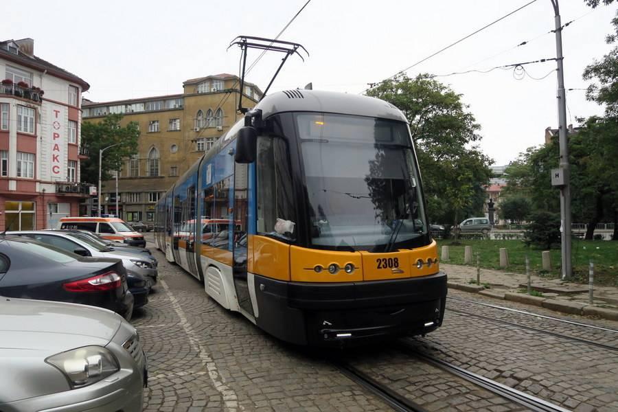 Курсовая работа - транспортная инфраструктура болгарии.
