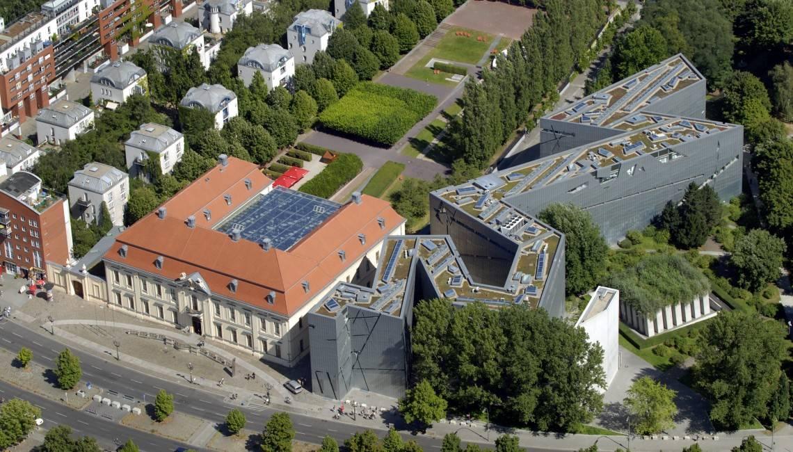 """Достопримечательности Германии: """"Еврейский музей"""" в Берлине"""