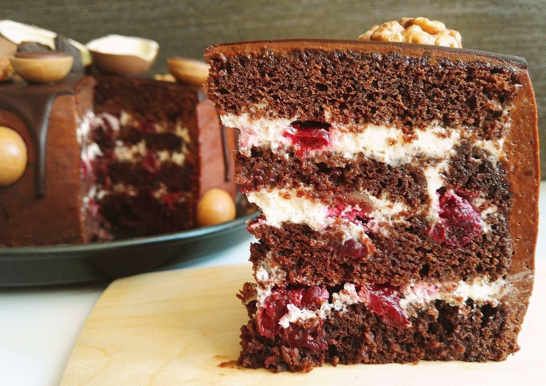 Самые популярные рецепты немецких тортов