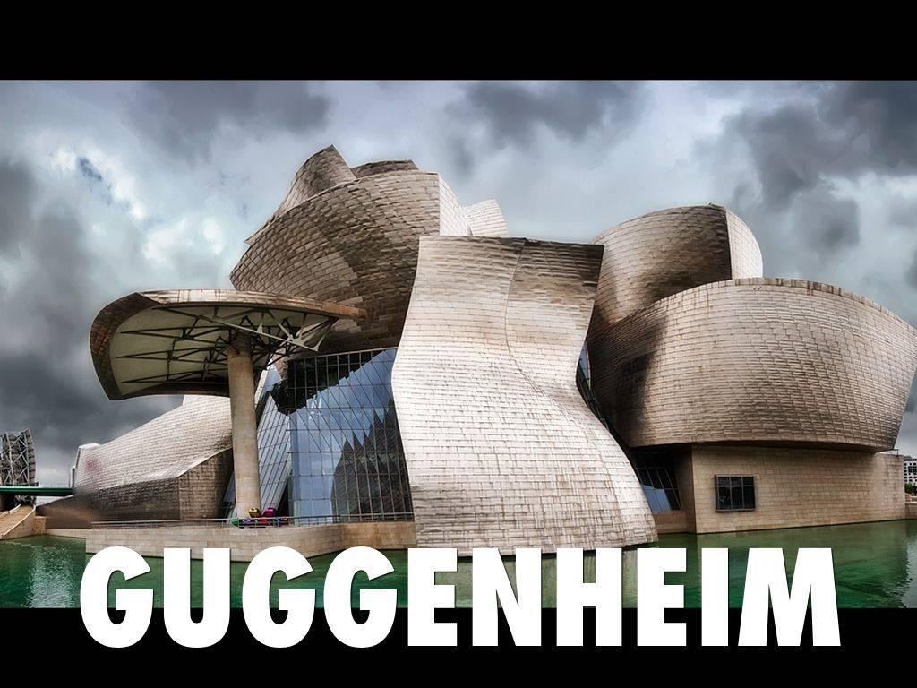 Обзор музея гуггенхайма в городе бильбао