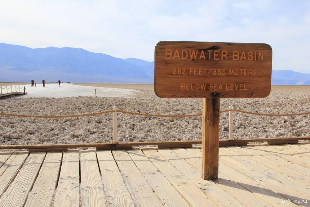 Долина смерти в сша, штат калифорния: движущиеся камни, фото и видео