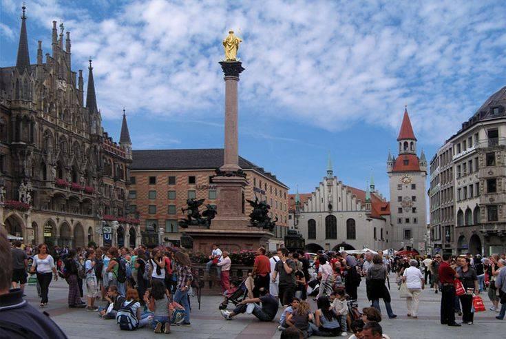Топ 20 — достопримечательности мюнхена (германия) - фото, описание, что посмотреть в мюнхене