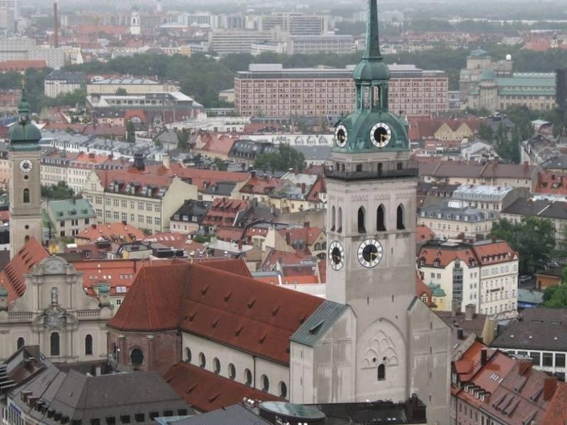 Церковь святого петра в мюнхене: история, экскурсии