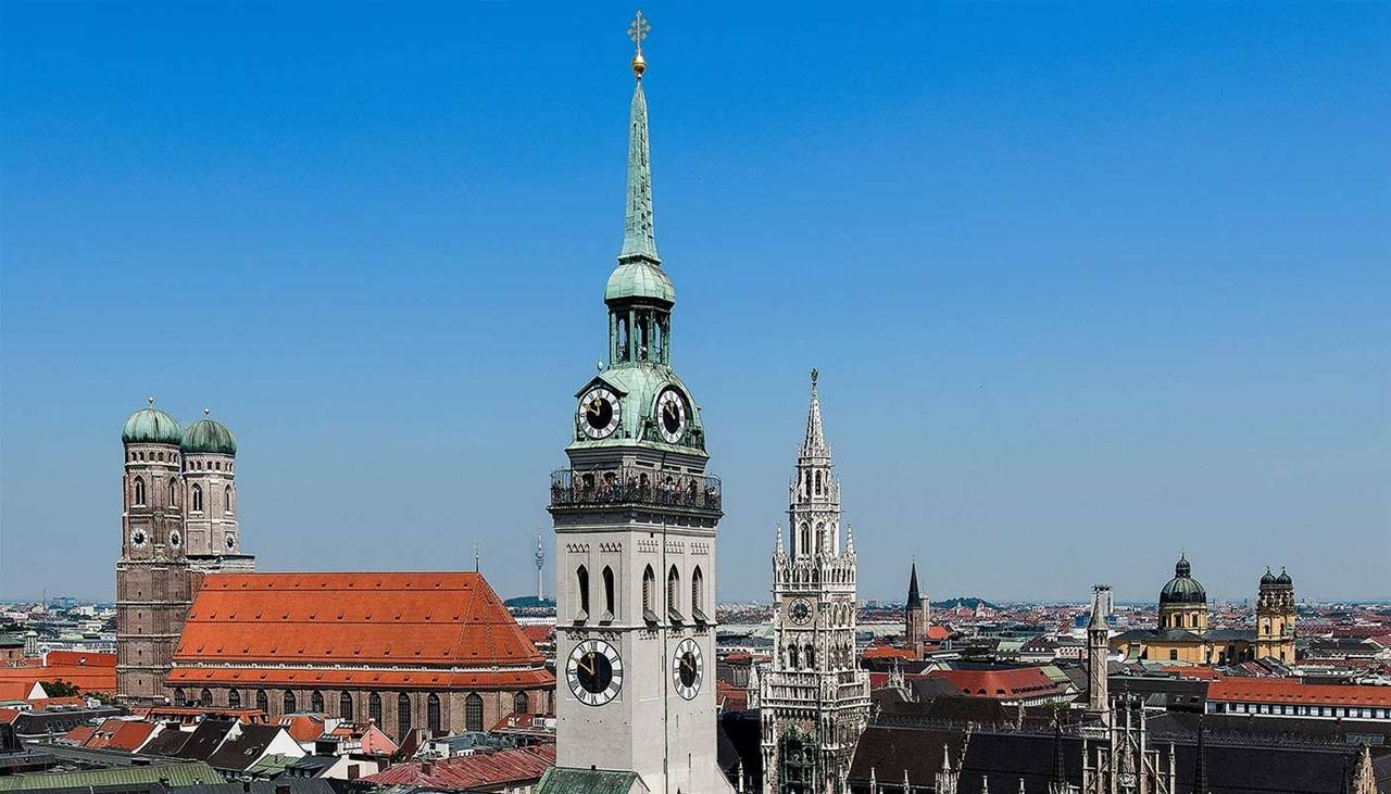 Достопримечательности мюнхена: экскурсия по историческому центру столицы баварии