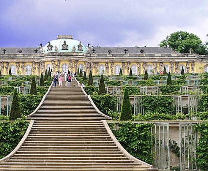 Город потсдам и его достопримечательности— парки, дворцы, природа, велосипедные и пешие маршруты