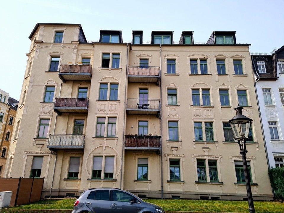 Аренда и покупка недвижимости в хемнице