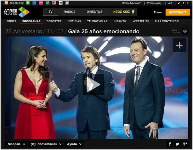 Телевидение в испании — википедия