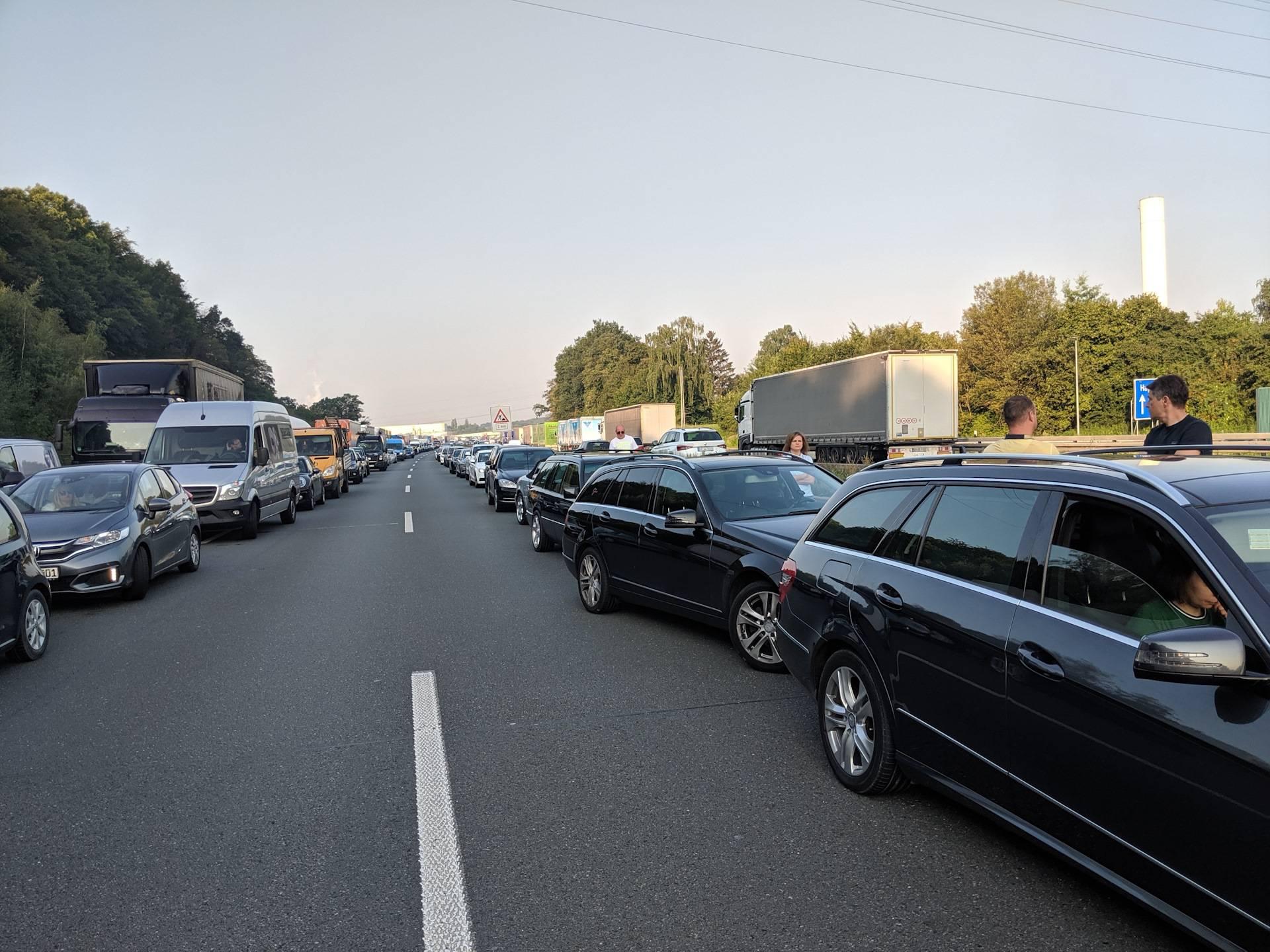 Поездка в Германию на автомобиле: маршрут, стоимость, документы