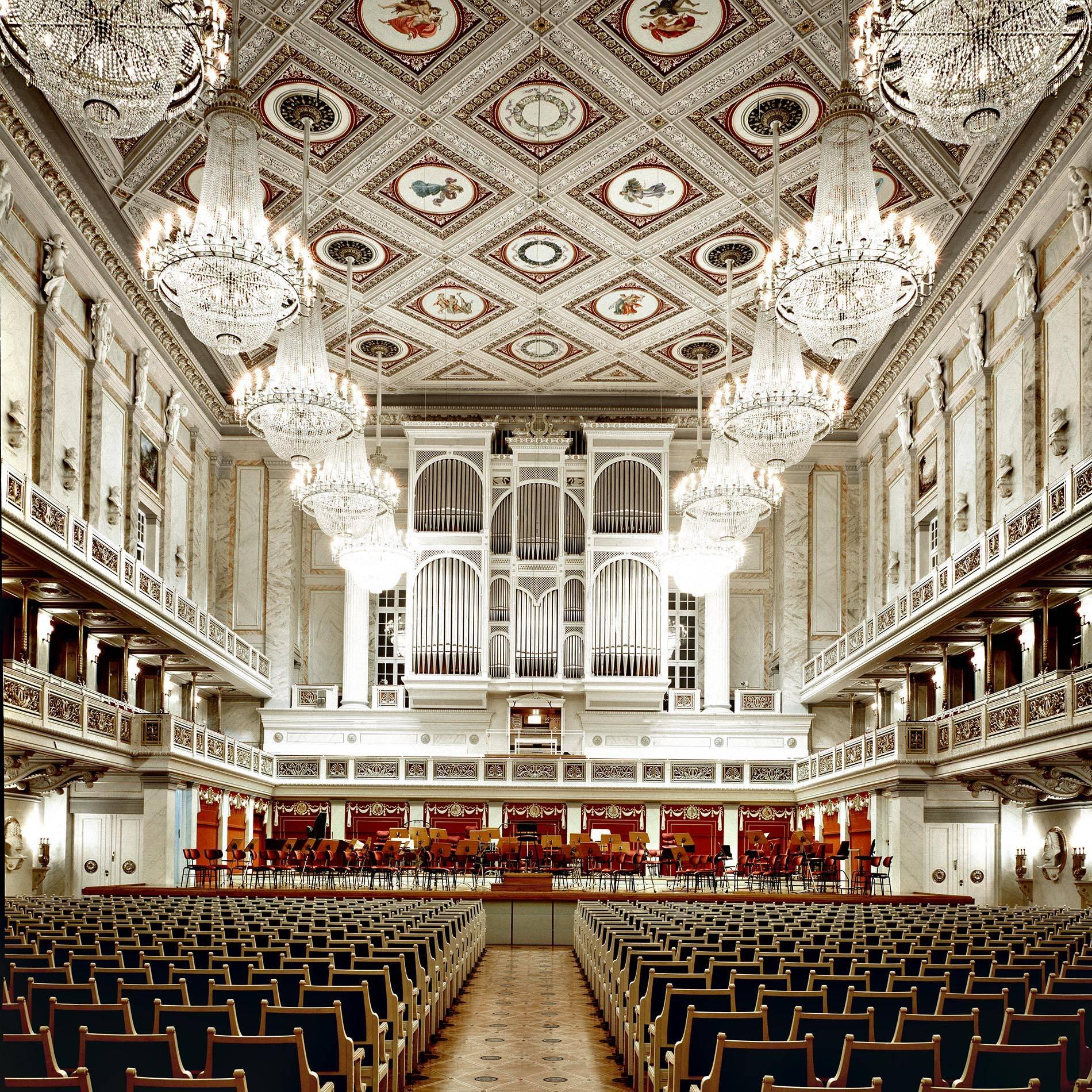 Немецкая опера (дойче опер) в берлине (deutsche oper berlin) | belcanto.ru