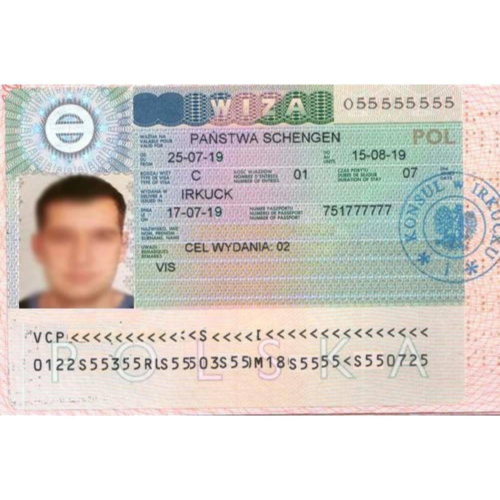 Транзитная виза в польшу - виды и детали получения