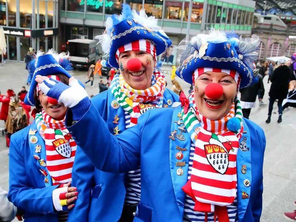 Кёльнский карнавал - вики