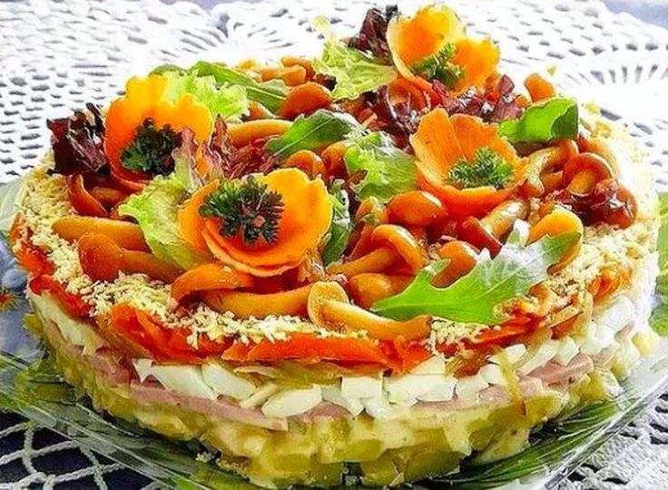 Берлинский салат – классический и 3 рецепта