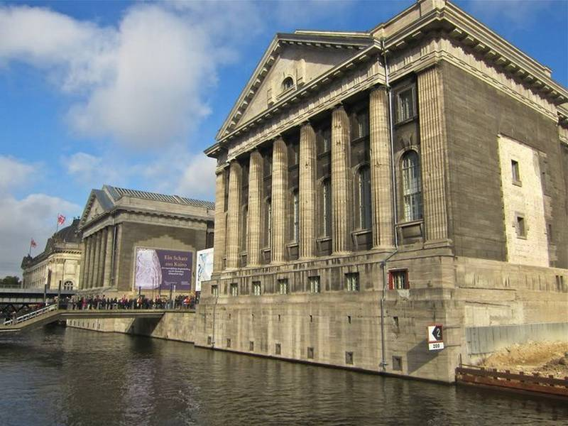 Берлин: музей пергамон | путевые истории