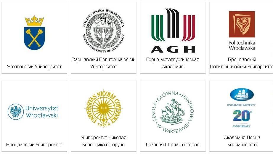 Университеты вашавы