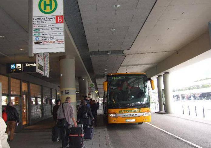 Аэропорты в гамбурге, германия. советы путешественникам: пересадочные рейсы, как добраться до аэропорта