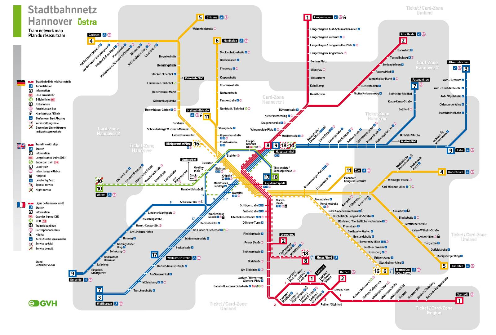 Дешевые автобусные билеты из мюнхена в ганновера от 2435 ₽
