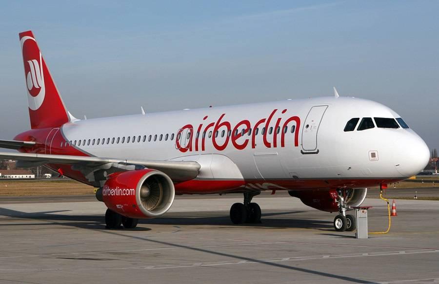 Авиакомпания air berlin объявила о банкротстве (podvalny)