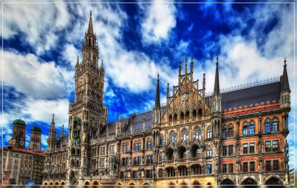 Новая ратуша в мюнхене: идем восхищаться неоготикой и слушать куранты