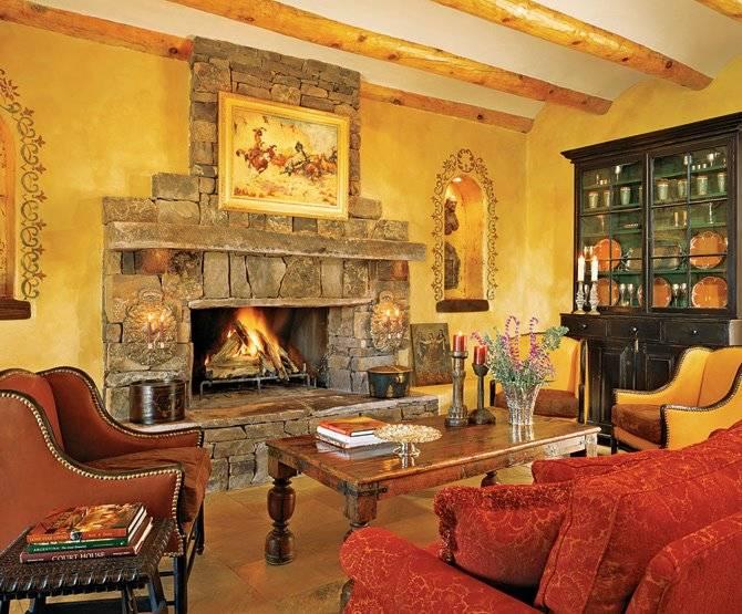 Испанский стиль в интерьере – основные принципы реализации дизайна