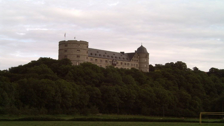 Мистический вевельсбург в германии: тайны, легенды и истории замка
