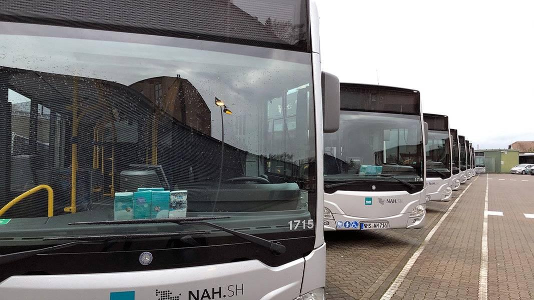 Общественная транспортная сеть в германии