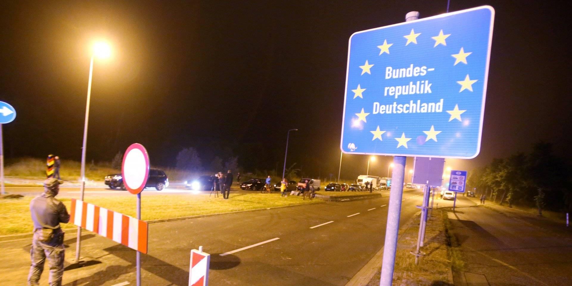 Германия частично открывает границы для россиян с 15 июня
