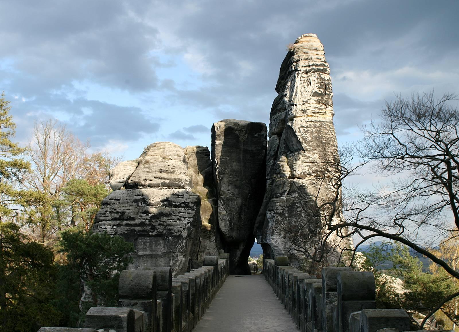 Крепость кенигштайн: история и современность